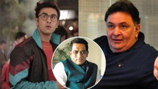 Ranbir Kapoor Breaks His Silence On Rishi Kapoor's Rant On Anurag Basu
