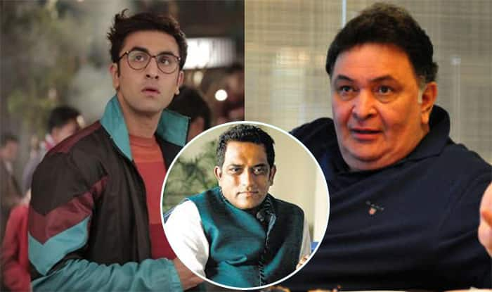 Ranbir Kapoor disagrees with father Rishi Kapoor's comment on Basu
