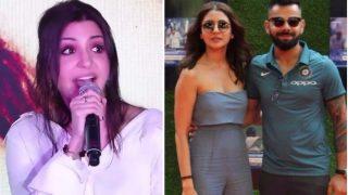 Anushka Sharma Trolls Journalists' Questions on Virat Kohli! Watch Jab Harry Met Sejal Actress' Hilarious Response on Real-Life Romance