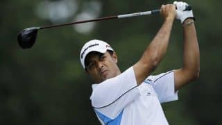 Arjun Atwal Lies Tied For Fourth at Quicken Loans PGA Tournament at Halfway Stage