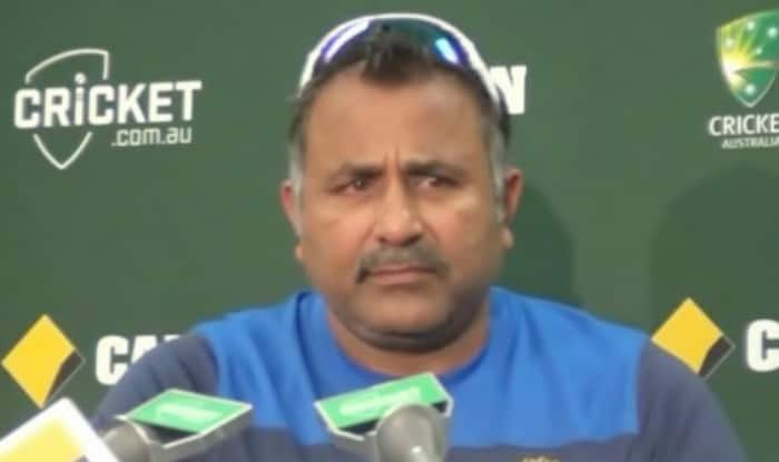Bharat Arun served as India's bowling coach from 2014 to 2016. (Getty Images)