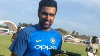 India vs Sri Lanka 2017: BCCI Felicitates R Ashwin After Galle Win