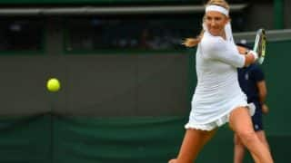 Victoria Azarenka Makes Wimbledon Comeback With 'Extra Team Member'
