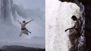 Baahubali Movie Inspired Stunt Claims Two Lives! Tourists From Mumbai Jump to Death at Mahuli Waterfalls