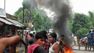 West Bengal Communal Unrest: Amit Shah's Team to Visit Violence-Stricken Basirhat After First Casualty Reported
