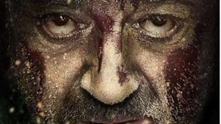 Bhoomi Poster 2: Sanjay Dutt's Blood Curdling New Look Revealed On His Birthday