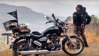 मुंबई: सड़क के गड्ढे ने ली महिला बाइकर की जान