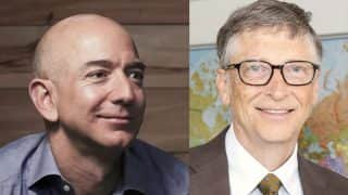Amazon CEO Jeff Bezos Is No Longer World's Richest Man, Bill Gates Reclaims Lead in Few Hours