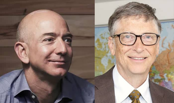 Amazon's Jeff Bezos surpasses Bill Gates as world's wealthiest person