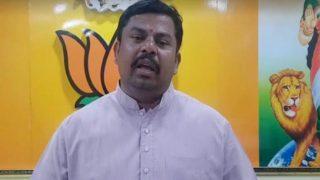 हैदराबाद: भड़काऊ भाषण मामले में बीजेपी विधायक पर केस दर्ज