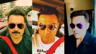 Poster Boys Star Bobby Deol Will Inspire You To Bring Out Those Sunglasses!
