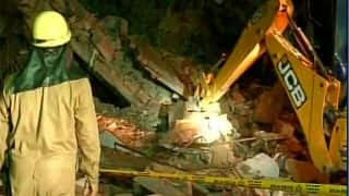 Kerala: Old 3-storey Building Collapses in Palakkad, Few Feared Trapped Inside
