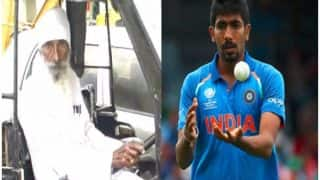 Jasprit Bumrah's Grandfather's Body Found in Sabarmati River a Day After he Went Missing
