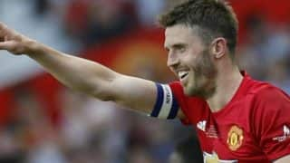 Michael Carrick Confirmed as New Manchester United Captain