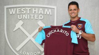 West Ham United Sign Striker Javier Hernandez From Bayer Leverkusen For £16m