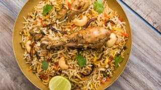 Chicken Biryani Most Ordered Dish on Swiggy During IPL, Lucknow and Kolkata Binged on Kebabs