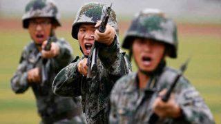 चीनी सैनिकों ने पिछले महीने पूर्वी लद्दाख के डेमचोक में 300 मीटर तक की थी घुसपैठ!