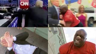 Video of Donald Trump Being Smashed Will be a Befitting Response to US President's CNN-WWE Viral GIF