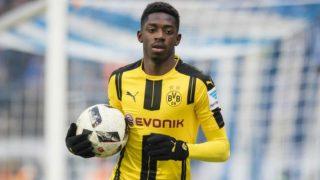 Ousmane Dembele Rubbishes Transfer Rumours, Says Happy at Borussia Dortmund