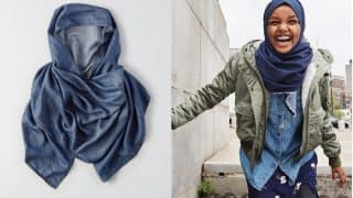 American Eagle Introduces Denim Hijab Along With Model Halima Aden