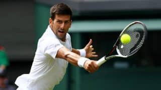 Novak Djokovic Drops to Fifth in Latest ATP Rankings