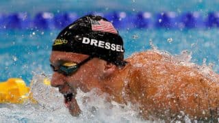 Caeleb Dressel Matches Michael Phelps, Helps U.S. to Best World Medals Haul
