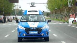 Baidu CEO Tests Self-Driving Cars on Public Roads! China's Search Engine Provider Under Investigation For Breaking Laws