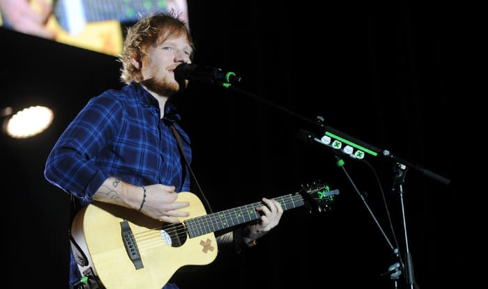 Tickets for Ed Sheeranś show in Mumbai sell out in minutes