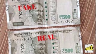Fake Rs 500 Note Picture Goes Viral on WhatsApp! Here's How to Recognise Original vs Counterfeit Currency Notes