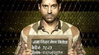 Lucknow Central First Look: Farhan Akhtar looks impressive as a convict in this crime drama