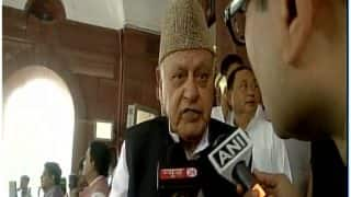 Pakistan Occupied Kashmir Belongs to Pakistan, Independent Kashmir Not a Reality: Farooq Abdullah