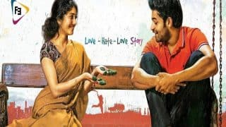Fidaa song Vachinde: Varun Tej and Sai Pallavi's chemistry is something you got to watch out