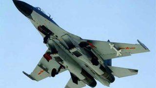 आसमान में चीनी लड़ाकू जहाजों ने घेरा, अमेरिकी विमान ने बदला रास्ता