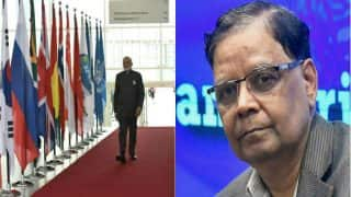 Had 'Major Influence' on Counter Terror Discussion at G20 Summit, Says India's Sherpa Arvind Panagariya