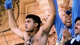 15 Years Ago Today: When Sourav Ganguly Took Off His Shirt at Lord's