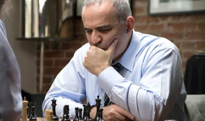 Garry Kasparov returns to chess for U.S. tournament