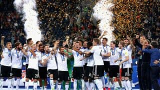 Confederations Cup 2017: Germany Beat Chile 1-0 in Final