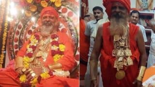 Kanwar Yatra 2017: Golden Baba is Back With 14.5 Kgs Gold and 16 Luxury Cars for Parade Ahead of Sawan Shivaratri