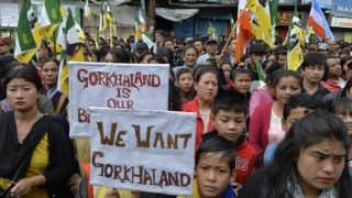 Gorkhaland Unrest: Minister's Convoy Attacked, Government Properties Vandalised; Award-Wapsi Begins