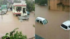 Over 25,000 People Relocated As Heavy Rains Hit Gujarat