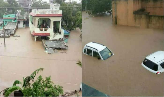 At least 80 people have dies so far in the Gujarat floods
