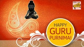 Guru Purnima 2017: Best Guru Purnima SMS, WhatsApp & Facebook Messages to Wish Happy Guru Poornima Greetings!
