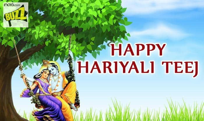 Happy Hariyali Teej 2017 Wishes: Best Messages, Quotes