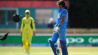 शतक जड़ते ही 'कोहली' जैसी बन गईं हरमनप्रीत कौर, रो पड़ीं साथी बल्लेबाज दीप्ति शर्मा! देखें वीडियो