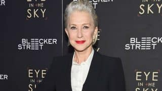 Helen Mirren, At 72, Can Give 20-Year-Olds A Run For Their Money.VIEW PICS!