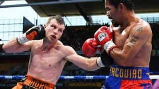 Jeff Horn Stuns Manny Pacquiao to Become New Welterweight Champion