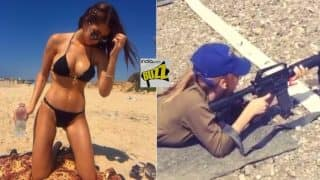 Israeli Female Soldier Kim Mellibovsky Tagged Hottest Army Girl After Bikini Pictures & Sexy Selfies Go Viral!