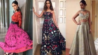 Mubarakan star Ileana D'Cruz shows off her style game during promotions! View pics