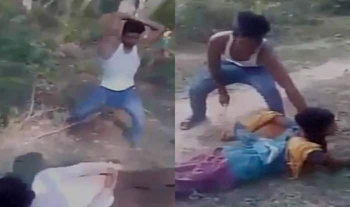 Up Girl Boy Beaten Up In Maharajganj In The Name Of