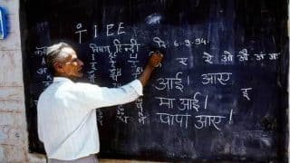 Why no one wants to be a teacher in India?